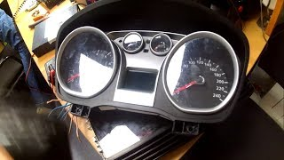 Двигатель неисправен разгон уменьшен на форд фокус 2 / Ford Focus 2 рестайлинг 1.6 115 л.с.