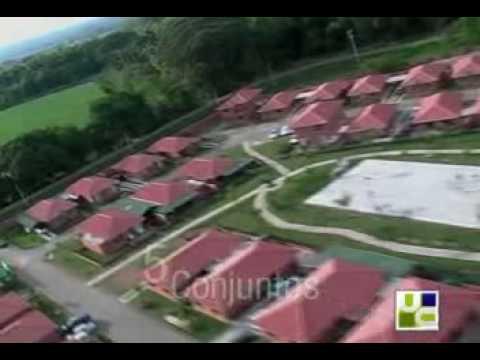 Casas y lotes campestres estilo americano en cali colombia - YouTube