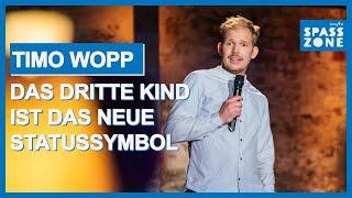 Timo Wopp über ergebnisorientiertes Bumsen, Kinder, Berlin und Stress