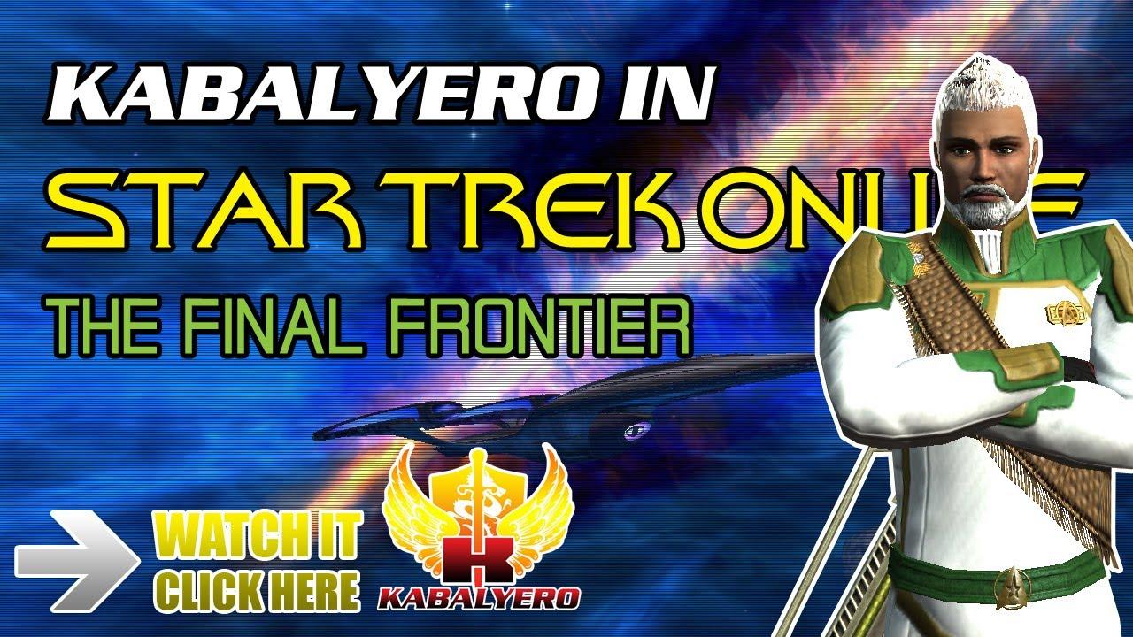 Kabalyero In Star Trek Online Youtube