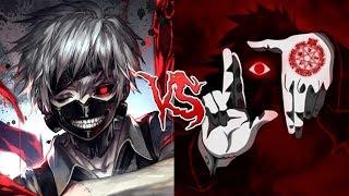 Kaneki (Tokyo Ghoul √A) vs Alucard (Hellsing Ultimate)