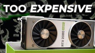 Nvidia RTX 2080 Super Review - Fast, but BAD Value | bit-tech