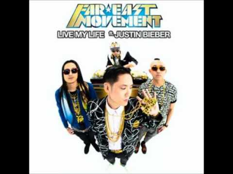 Far East Movement Ft. Justin Bieber - Live My Life (Instrumental) [Download]