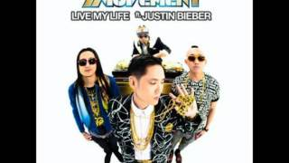 Gambar cover Far East Movement Ft. Justin Bieber - Live My Life (Instrumental) [Download]