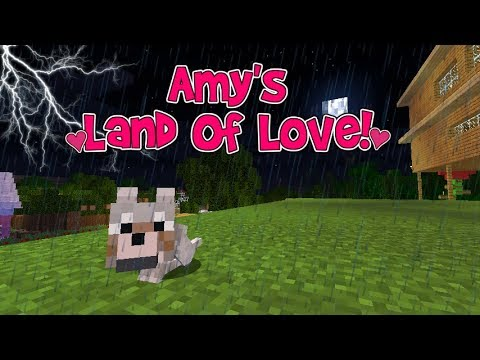 Amy's Land Of Love! Ep.158 CRAZY STORM! | Amy Lee33