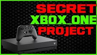 BREAKING REPORT! Secret Project For Xbox One Leaks From A Listing! This Is A Game Changer!