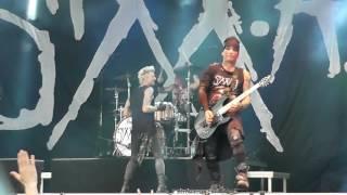 "Sixx A.M. -  Prayers for the Damned ""Live Gröna Lund"""