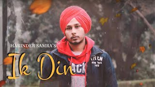 Ik Din Harinder Samra Free MP3 Song Download 320 Kbps