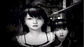 Fatal Frame 2 - Intro & Gameplay English HD(PS2/PCSX2)