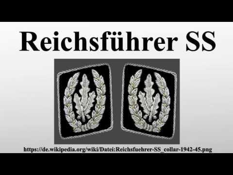 Reichsführer SS