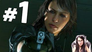 Metal Gear Solid 5: The Phantom Pain Gameplay / Walkthrough Part 1!
