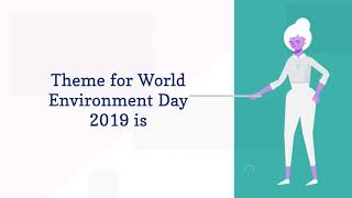 World Environment Day 2019-Beat Air Pollution - World Environment Day Anthem