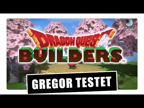 Save Gregor testet Dragon Quest Builders (Review) Pictures