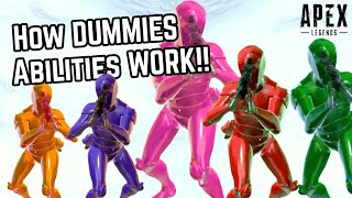 This Is How 'DUMMIES BIG DAY' Game Mode Works!! 3 NEW Ultimate Abilities Revealed! Apex Legends