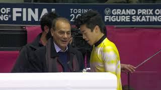 Нэтан Чен Произвольная программа Мужчины Финал Гран при по фигурному катанию 2019 20