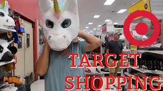 TARGET SHOPPING HAUL! WOULD THIS HOUSE WORK FOR US?