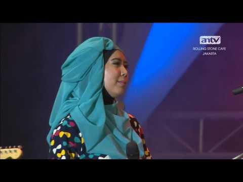 Afgan Feat. Eva (medley) Percayalah - Kamu Yang Ku Tunggu @ Musik Keren ANTV 26/01/2016