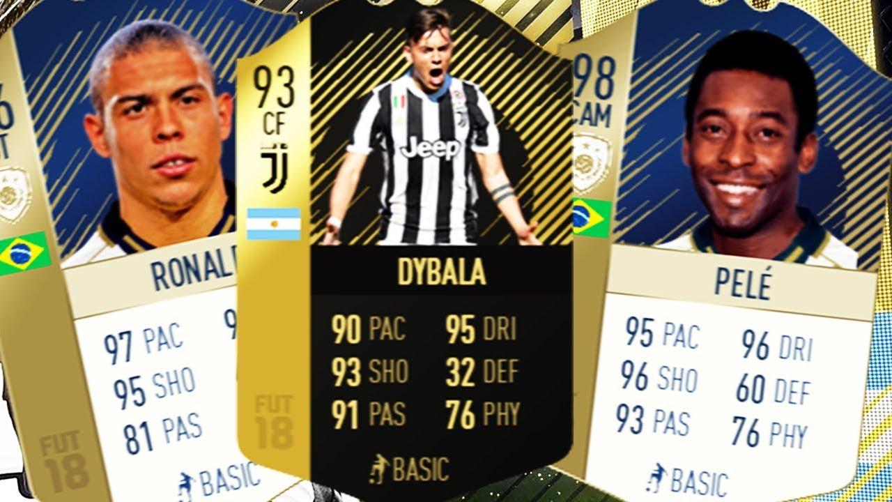 Dybala 93 In Attacco Insieme A Ronaldo E Pel La Mia
