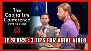 3 Tips from JP Sears to Grow an Audience Through Viral Video