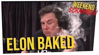 WS - Elon Musk on Joe Rogan