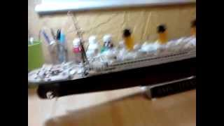 RMS Titanic 1/400 Revell 100th Anniversary Edition