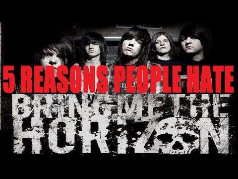 5 Reasons People Hate BRING ME THE HORIZON
