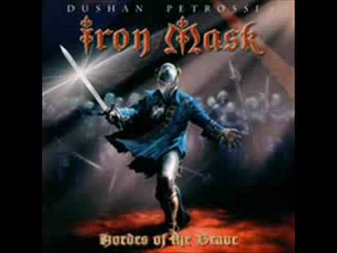 Iron Mask - Crystal Tears