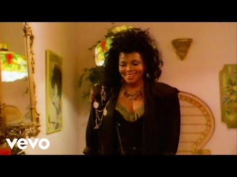 Janet Jackson - When I Think Of You