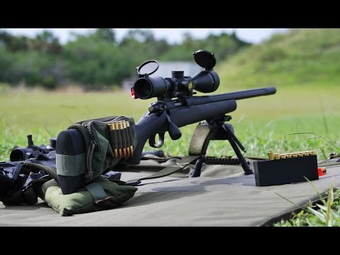 Remington 700 PSS Police Sniper Special