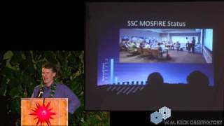 Cosmic Video: MOSFIRE – A Backstage Pass to Frontier Science and Operations at Keck