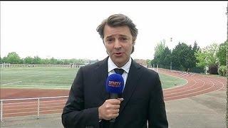 """François Baroin, maire de Troyes: """"nous anticipons un phénomène hors norme"""" - 07/05"""