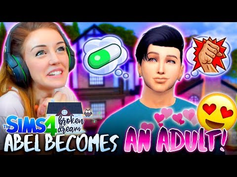 CAN ABEL BE CURED!? 🤯 (Plus house move!?!) (The Sims 4 - BROKEN DREAM #15! 🏚)