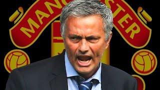 Footballog - Mourinho w Manchesterze