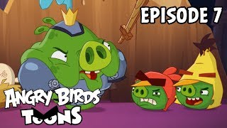 Angry Birds Toons | The Porktrait - S3 Ep7