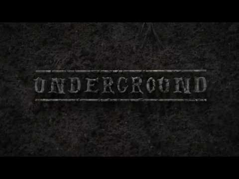 After Effects Template: Underground - Creepy Subterranean Logo Reveal