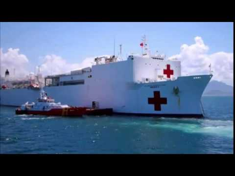 VN-DANANG-USA SHIP HOSPITAL