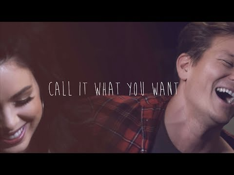 "Taylor Swift - ""Call It What You Want"" (Tyler Ward & Nikki Phillippi Acoustic Cover)"