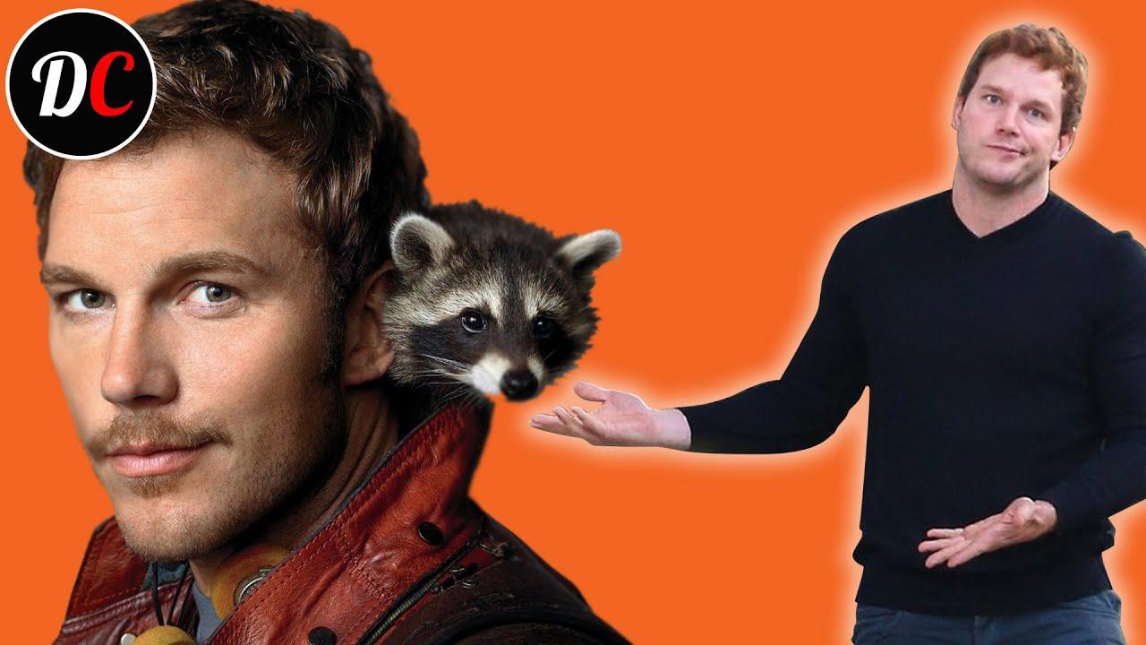 Chris Pratt - przez popularność stracił kilogramy i żonę?