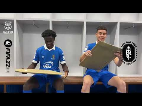 Waterford FC FIFA 22 Reveal