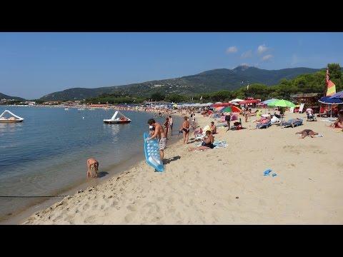 2014 Elba, Marina di Campo, kemp Ville Degli Ulivi