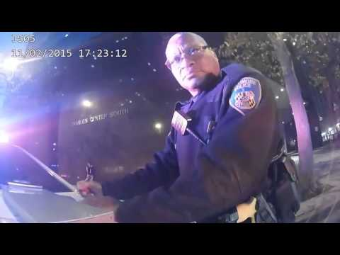 Baltimore Police Body Camera Footage