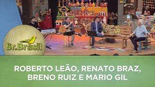 Sr. Brasil   Roberto Leão, Renato Braz, Breno Ruiz e Mario Gil