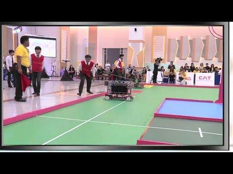 การแข่งขันหุ่นยนต์ ส.ส.ท.-สพฐ ชิงแชมป์แห่งประเทศไทย - วันที่ 23 Jun 2018