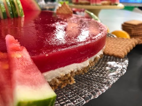 Γλυκό Ψυγείου Καρπούζι | 20.9.2019