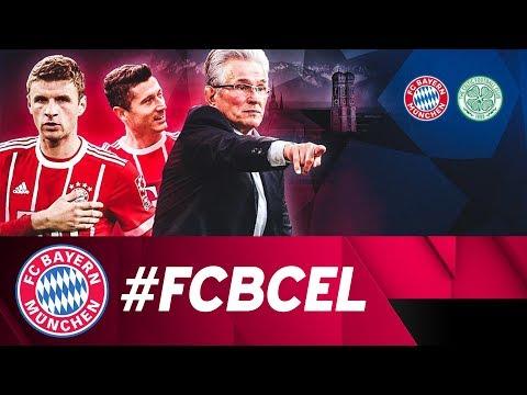 FC Bayern vs. Celtic Glasgow | Trailer