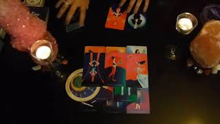 S TH S CONNECT ON ALL  N YOUR HEAD  P CK A DECK Tarot Reading