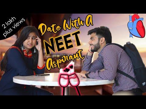 Date With A NEET Aspirant || Ved & Naina || AV Humour #AVHumour #NEET