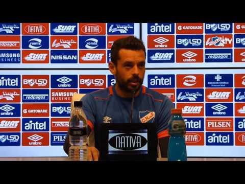 Conferencia de prensa de Esteban Conde - 13/10/2016