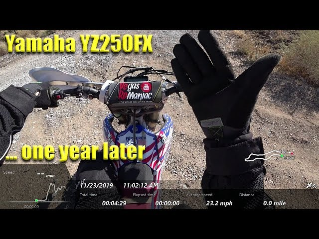Why is so hard to sell Yamaha YZ250FX 🤔 But if I move back HOME, than .....🤔
