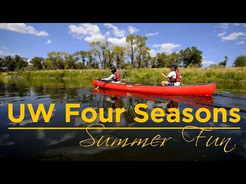 UW Life || Four Seasons: Summer Fun